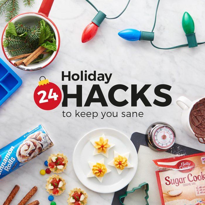 24 Hacks Campaign