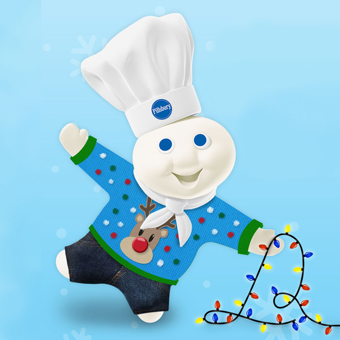 Pillsbury Doughboy Creative